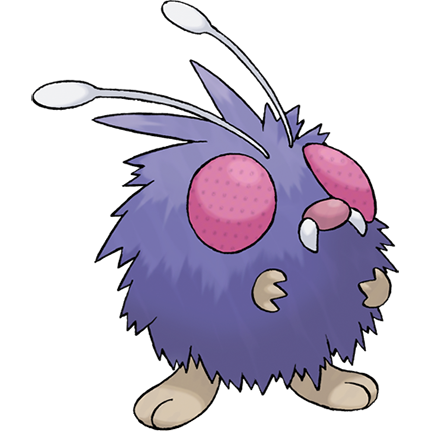 Pokémon By Review 48 49 Venonat Venomoth