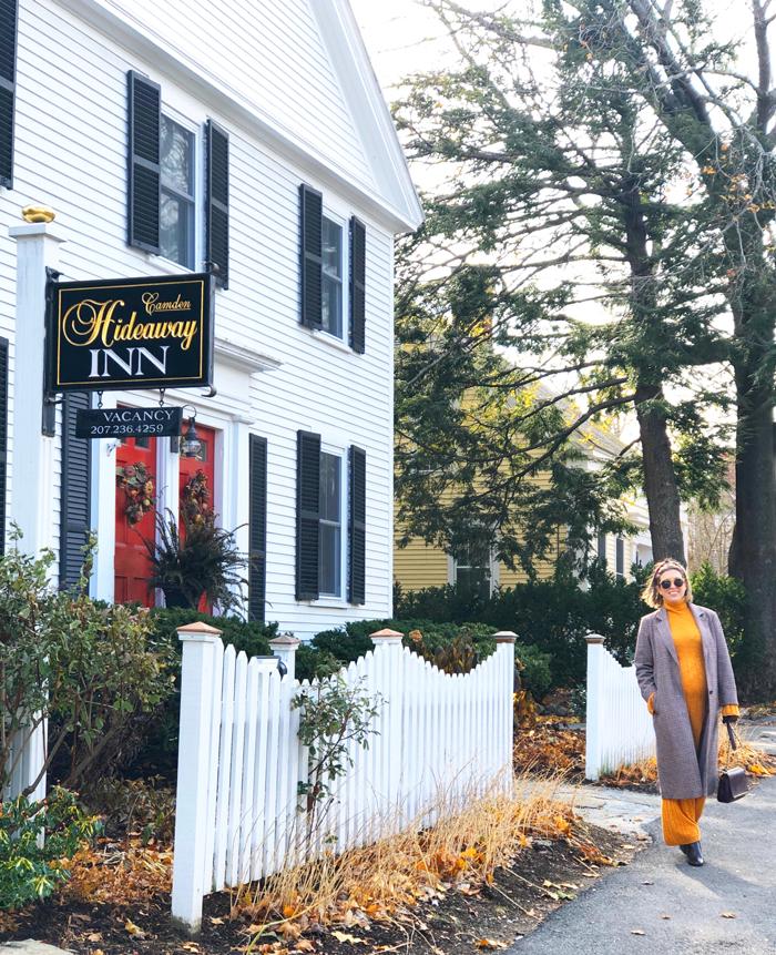 Hartstone Inn Camden Maine