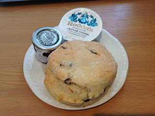 Tatton Park scones