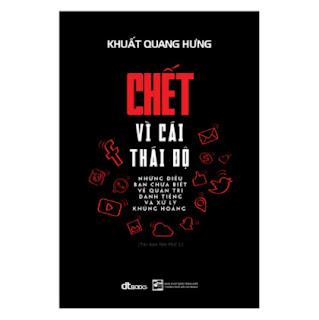 Chết Vì Cái Thái Độ (Tái Bản) ebook PDF EPUB AWZ3 PRC MOBI