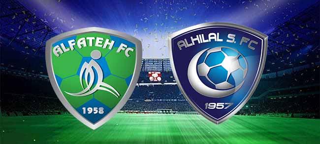 مشاهدة مباراة الهلال والفتح بث مباشر اليوم 10-8-2020