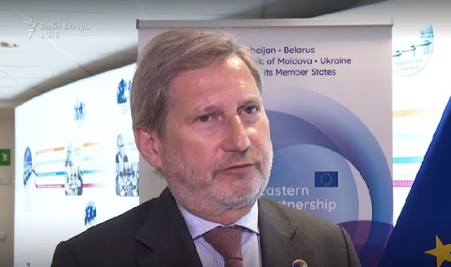 Hahn: Macedonia is one step ahead of Albania relating to negotiations