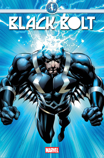 black bolt marvel