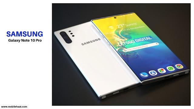Samsung Galaxy Note 10 Pro
