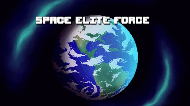 Space Elite Force v1.0 NSP XCI For Nintendo Switch