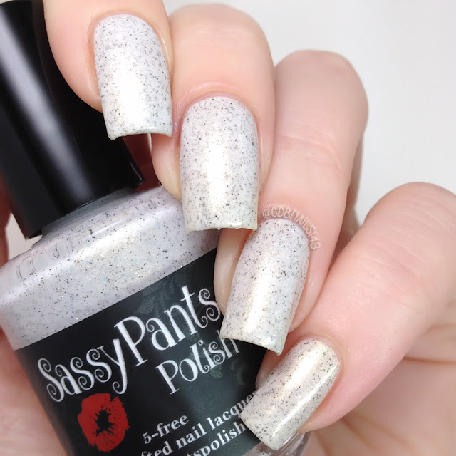 Sassy Pants Polish-Winter Sunset