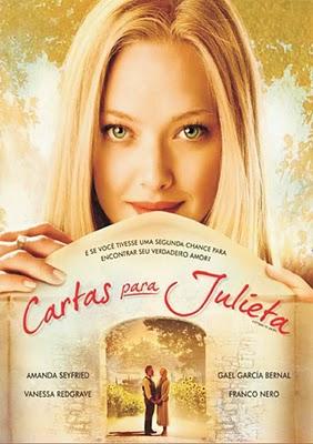 Resenha do filme Cartas para Julieta, vem ver sobre esse super romance.
