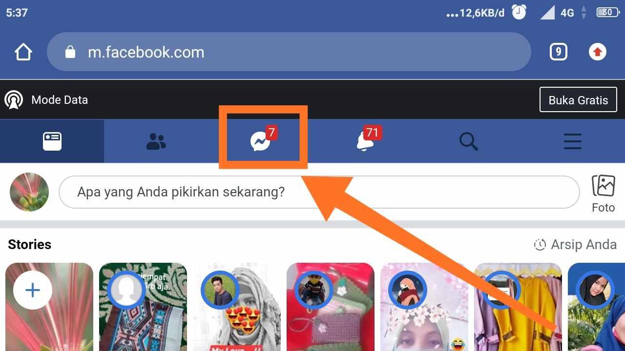Cara menghapus akun Facebook orang lain yang sudah meninggal