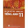 [PDF] Bài tập bổ trợ nâng cao tiếng anh 11 - Nguyễn Thị Chi (Bản đẹp)