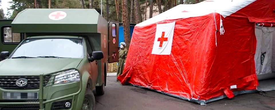 ДБР провело обшуки в Командуванні Медичних сил ЗСУ
