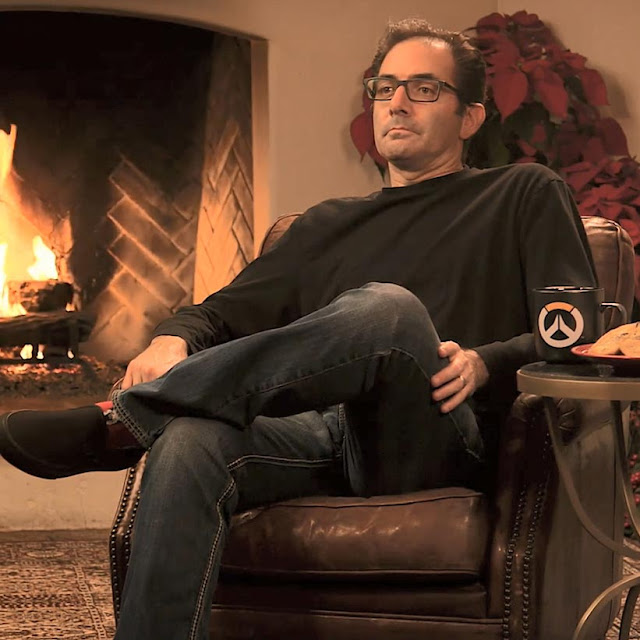 Papa Jeff Sitting Wallpaper Engine