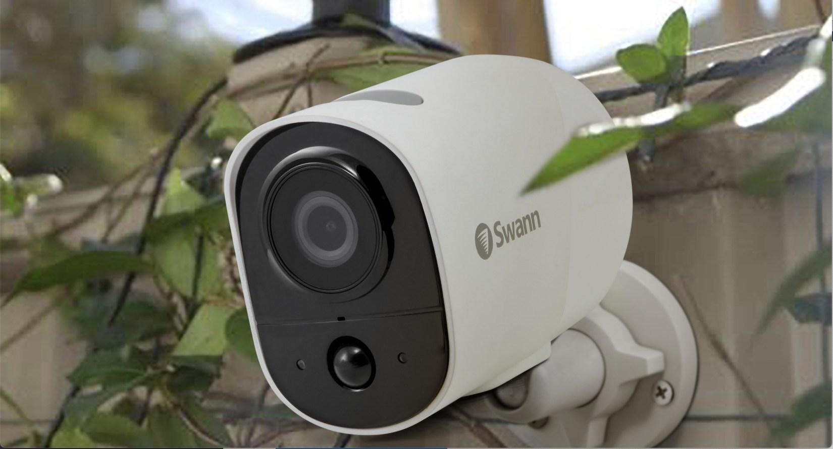 Swann Unveils Wireless Xtreem Security Camera
