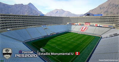 "PES 2020 Stadium Estadio Monumental ""U"""