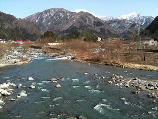 Sungai yang tercemar