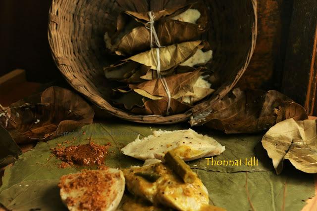 Thonnai Idli