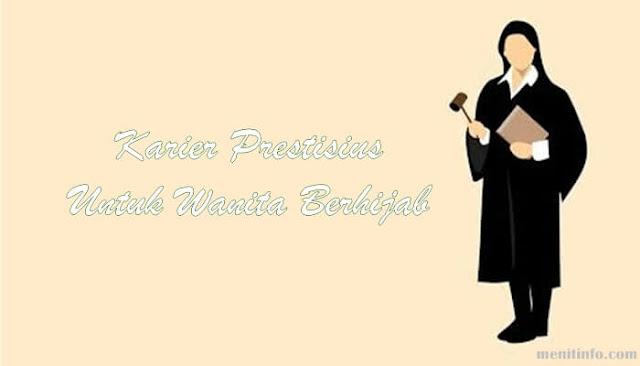 karir untuk wanita hijab
