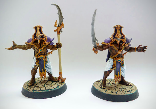 Warhammer Quest Silver Tower: Kairic Adepts