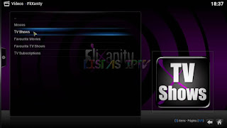 "Como Instalar o Add-on ""FliXanity"" no KODI 17 - Filmes e Séries do FliXanity"