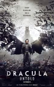Dracula Untold - Poster | A Constantly Racing Mind