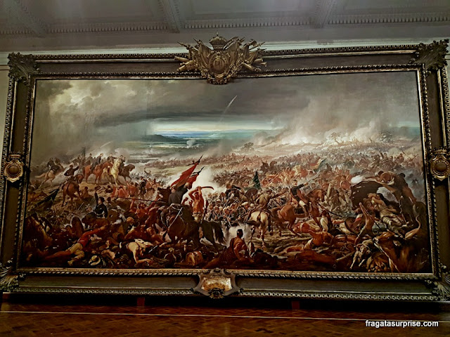 """""""A Batalha do Avaí"""", de Pedro Américo"""