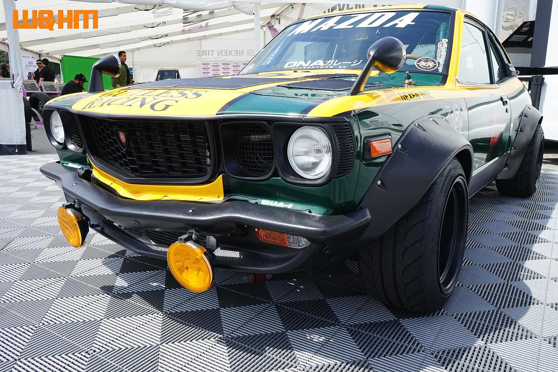 Wheels And Heels Magazine Cars Nexen Vitnage Show GT At Formula - Long beach car show 2018