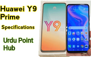 Huawei Y9 Prime 2019 Specifications