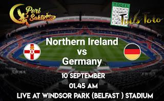 Prediksi Northern Ireland vs Germany Kualifikasi Euro 2020