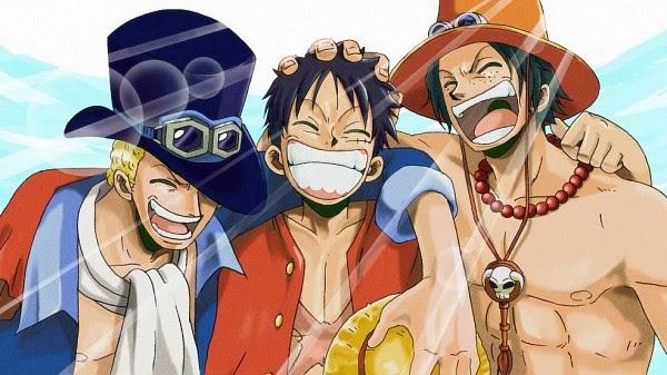 Saudara Angkat Luffy