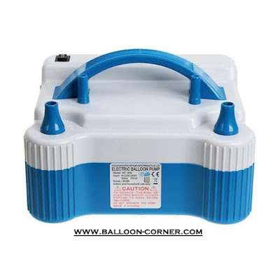 Pompa Balon Elektrik / Pompa Balon Listrik Biru (HF-508)