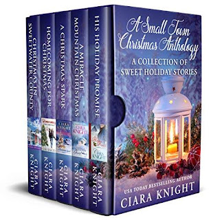 A Small Town Christmas Anthology - holiday sweet romance by Ciara Knight