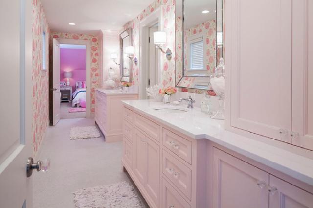 18 Bathroom wallpaper ideas Top 2019