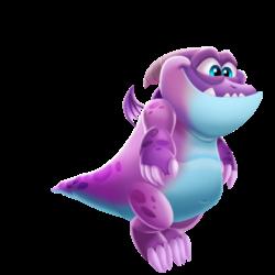 Dragon Joufflu (Jeune)