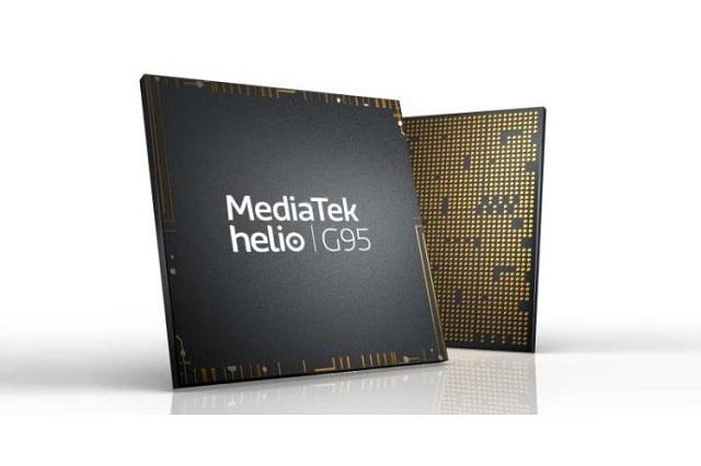 ميديا تيك تكشف عن معالج Helio G95