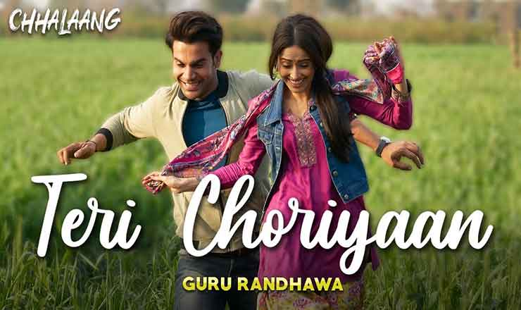 Teri Choriyaan Lyrics in Hindi