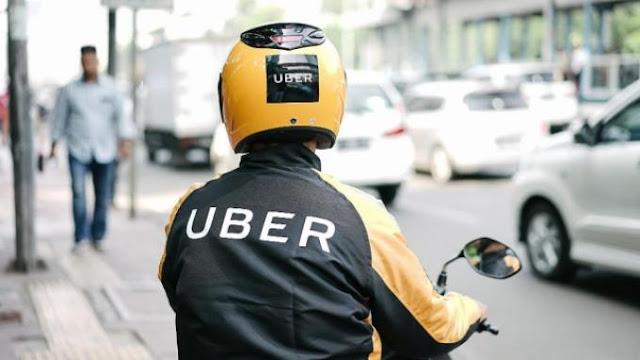 Cara daftar uber motor Bogor secara Online dengan mudah dan cepat