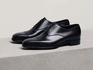 George Cleverley shoes-handmade custom men's shoe brands