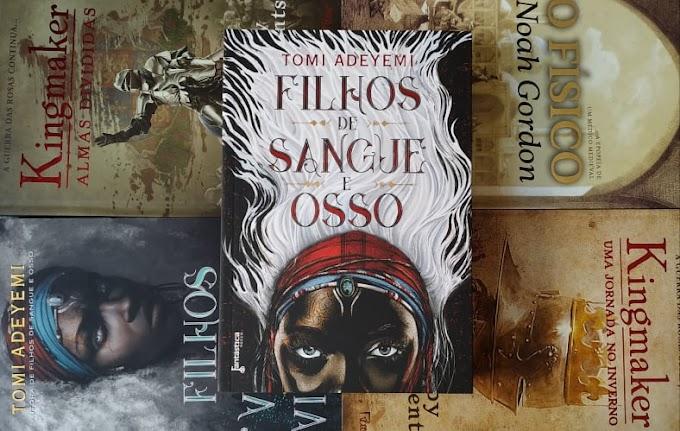 [RESENHA #808] FILHOS DE SANGUE E OSSO - TOMI ADEYEMI