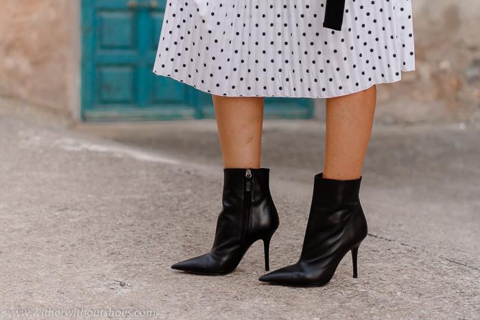 Blog adicta a los zapatos Botines de tacon negros de zara