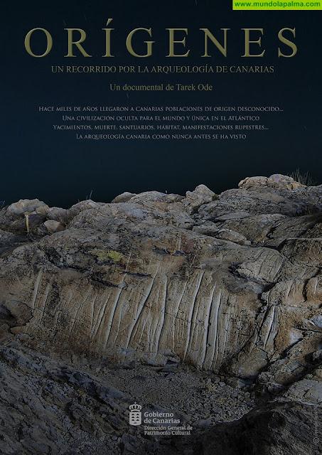 Proyección del documental 'Orígenes' con motivo del Día de Canarias