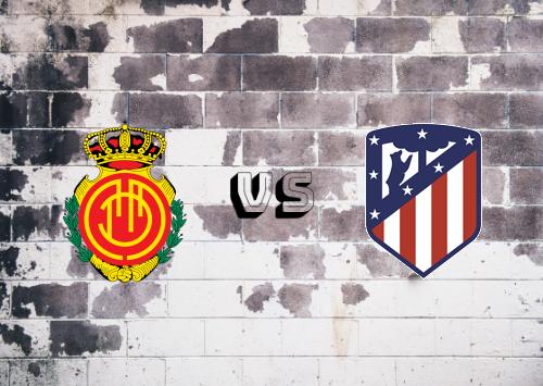 Mallorca vs Atlético Madrid  Resumen