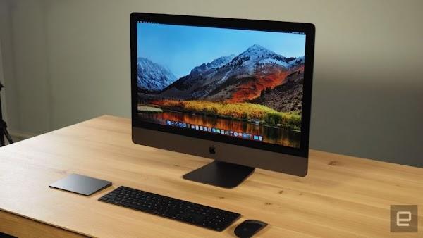 Apple dejará de vender el iMac Pro