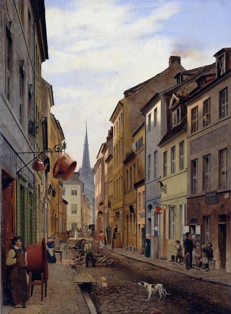 Eduard Gartner - Parochialstraße