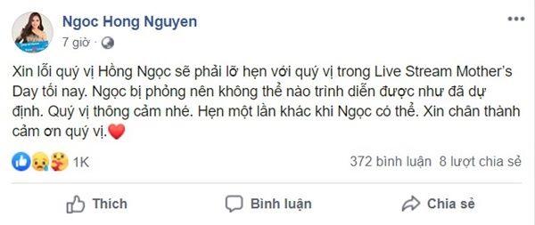 Mr Đàm tiết lộ ca sĩ Hồng Ngọc bị 5 người đánh đang nguy kịch, bỏng nặng, mặt sưng húp