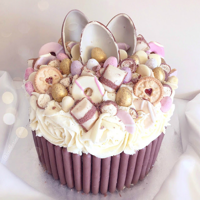 Pick 'N' Mix Birthday Cake