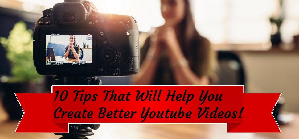 how to create videos for youtube channel