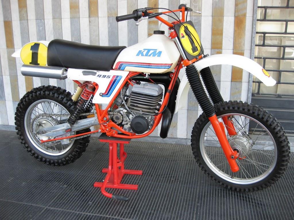 Vintage Ktm Motorcycles 41