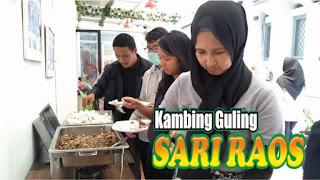 Catering Kambing Guling Ciater Subang - Sari Raos, kambing guling ciater subang, kambing guling, catering kambing guling,