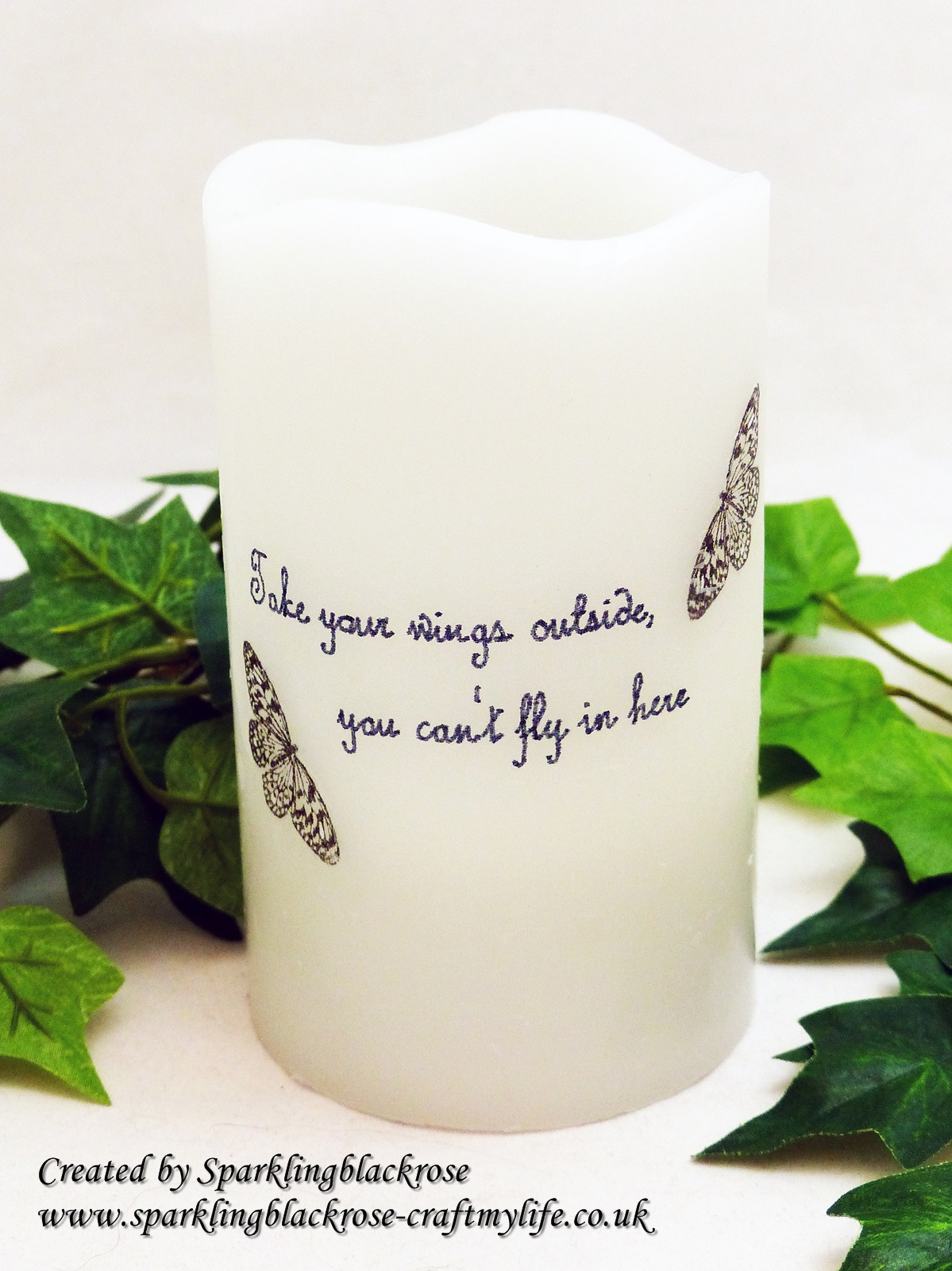 Alkaline Trio Lyrics Colour change LED candles