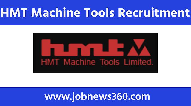 HMT Machine Tools Recruitment 2020 for Executive Consultant & Executive Associate
