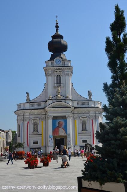 Wadowice- miasto papieskie